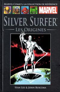 Marvel Comics, la collection de référence T1 : Silver Surfer - Les origines (0), comics chez Hachette de Lee, Buscema, Yanchus, Yomtov, Ciarello