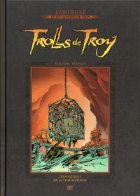Lanfeust et les mondes de Troy T50 : Trolls de Troy - Les maléfices de la thaumaturge (0), bd chez Hachette de Arleston, Mourier, Guth