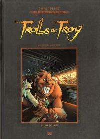 Lanfeust et les mondes de Troy T52 : Trolls de Troy - Plume de sage (0), bd chez Hachette de Arleston, Mourier, Guth, Lamirand