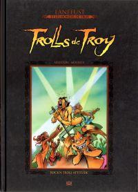 Lanfeust et les mondes de Troy T53 : Trolls de Troy - Rock'n Troll attitude (0), bd chez Hachette de Arleston, Mourier, Guth, Lamirand