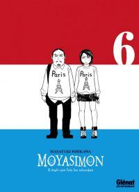 Moyasimon T6, manga chez Glénat de Ishikawa
