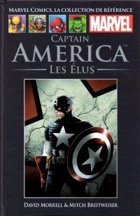 Marvel Comics, la collection de référence T52 : Captain America - Les élus (0), comics chez Hachette de Morrell, Breitweiser, Reber
