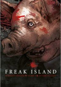 Freak island  T1 : , manga chez Delcourt de Hokazono