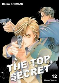 The top secret T12, manga chez Tonkam de Shimizu