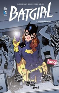 Batgirl T1 : Bienvenue à Burnside (0), comics chez Urban Comics de Fletcher, Stewart, Tarr, Koh, Hi-fi colour, Wicks