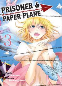 Prisoner & paper plane T3, manga chez Komikku éditions de Akamura, Nekomorin