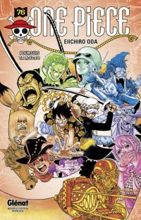 One Piece T76 : Poursuis ta route ! (0), manga chez Glénat de Oda