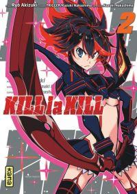 Kill la kill T2, manga chez Kana de Trigger, Nakashima, Akizuki