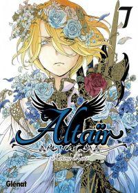 Altaïr T7, manga chez Glénat de Katô