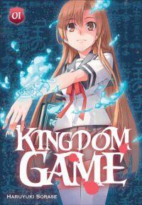 Kingdom game T1, manga chez Tonkam de Sorase