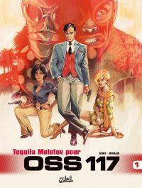 OSS 117 T1 : Tequila Molotov pour OSS 117 (0), bd chez Soleil de Gihef, Pino, Usagi