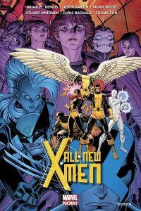 All-New X-Men T4 : La bataille de l'atome (0), comics chez Panini Comics de Bendis, Wood, Aaron, Bachalo, Lopez, Ribic, Camuncoli, Immonen, Cho, Anka, Delgado, Gracia, Martin, Milla, Silva, Adams
