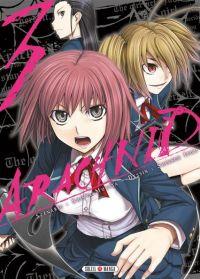 Arachnid T3, manga chez Soleil de Murata, Ifuji