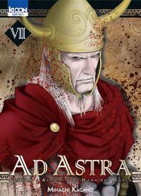 Ad Astra - Scipion l'africain & Hannibal Barca T7 : , manga chez Ki-oon de Kagano