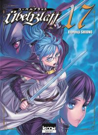 Ubel Blatt T17 : , manga chez Ki-oon de Shiono