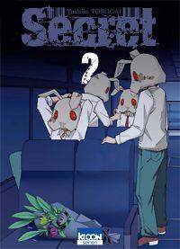 Secret T2, manga chez Ki-oon de Tonogai