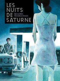Les Nuits de Saturne, bd chez Sarbacane de Gomont