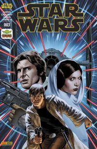 Star Wars (revue Marvel) V1 T3 : Vador (0), comics chez Panini Comics de Gillen, Aaron, Cassaday, Larroca, Martin, Delgado