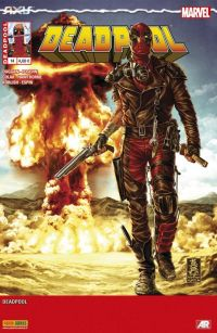 Deadpool (revue) – V 4, T14 : Du passé, faisons table rase (0), comics chez Panini Comics de Posehn, Duggan, Koblish, Hawthorne, Espin, Colak, Staples, Redmond, Brooks