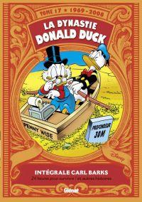 La Dynastie Donald Duck T17 : 1969 / 2008 - 24 heures pour survivre ! et autres histoires, comics chez Glénat de Barks