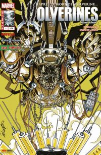 Wolverines – Hors Série, T1 : Le programme Arme X (0), comics chez Panini Comics de Soule, Vlasco, Coello, Geraci, Marc, Larroca, Unzueta, d' Armata