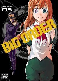 Big order T5, manga chez Casterman de Esuno