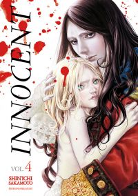 Innocent T4, manga chez Delcourt de Sakamoto