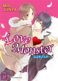 Monster Love, manga chez Taïfu comics de Junta