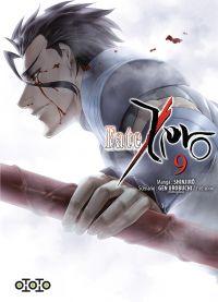Fate Zero T9, manga chez Ototo de Type-moon, Shinjirô, Urobochi