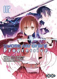 Sword art online - Progressive T2, manga chez Ototo de Kawahara, Himura, Abec