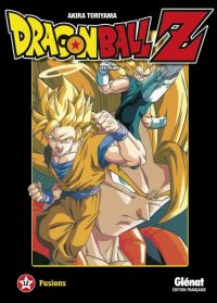Dragon Ball Z - Les films T12 : Fusions (0), manga chez Glénat de Toriyama