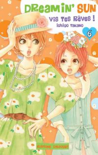 Dreamin'sun T6, manga chez Delcourt de Takano