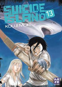Suicide island T13, manga chez Kazé manga de Mori
