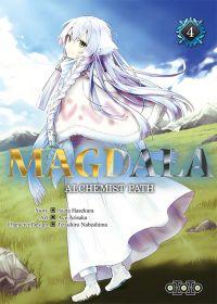 Magdala, alchemist path  T4, manga chez Ototo de Hasekura, Nabeshima, Arisaka