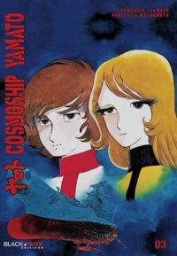 Cosmoship Yamato T3, manga chez Black Box de Matsumoto