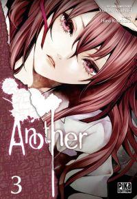 Another T3, manga chez Pika de Ayatsuji, Kiyohara