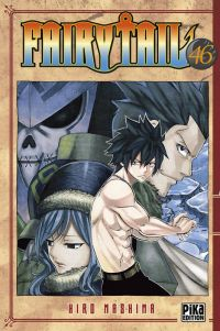 Fairy Tail T46, manga chez Pika de Mashima