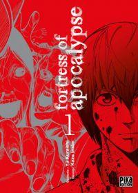 Fortress of Apocalypse T1 : , manga chez Pika de Kuraishi, Inabe