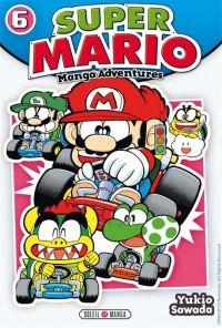 Super Mario T6, manga chez Soleil de Sawada
