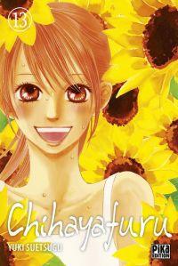 Chihayafuru T13, manga chez Pika de Suetsugu