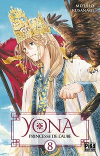Yona, princesse de l'aube  T8, manga chez Pika de Mizuho