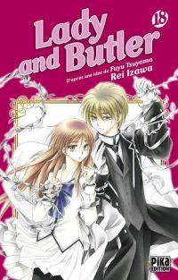Lady and butler T18 : , manga chez Pika de Tsuyama, Izawa