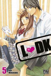 L-DK T5, manga chez Pika de Watanabe