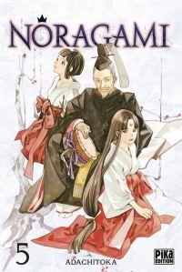 Noragami T5, manga chez Pika de Adachi