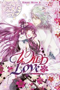 Wild love T1, manga chez Soleil de Miura