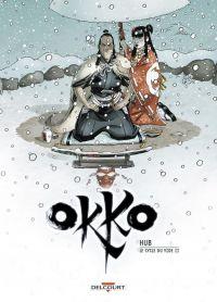 Okko T10, bd chez Delcourt de Hub
