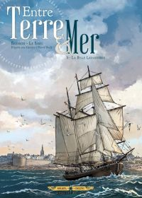 Entre terre et mer T3 : La Belle Lavandière (0), bd chez Soleil de Bresson, Le Saëc, Gonzalbo
