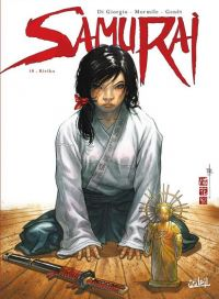 Samurai – cycle 4, T10 : Ririko (0), bd chez Soleil de Di Giorgio, Genet, Mormile, Rieu