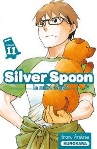 Silver spoon T11, manga chez Kurokawa de Arakawa