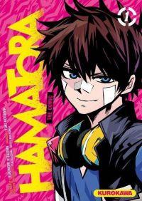 Hamatora T1, manga chez Kurokawa de Matsumai, Kitajima, Kodama